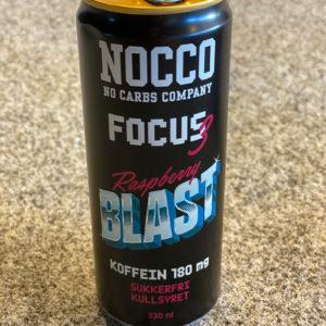 Nocco Focus Cola energidrink